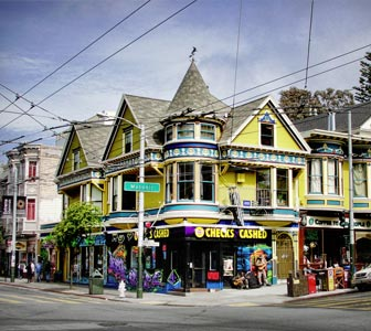 Guía Haight Ashbury San Francisco